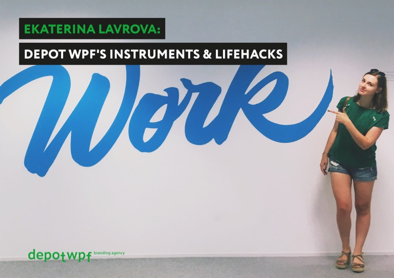 Ekaterina Lavrova, World Communication Forum, Istanbul, Depot WPF branding agency
