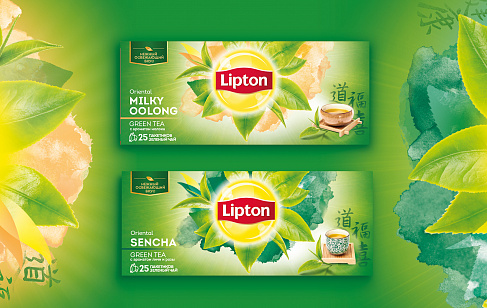 Lipton Oriental Collection