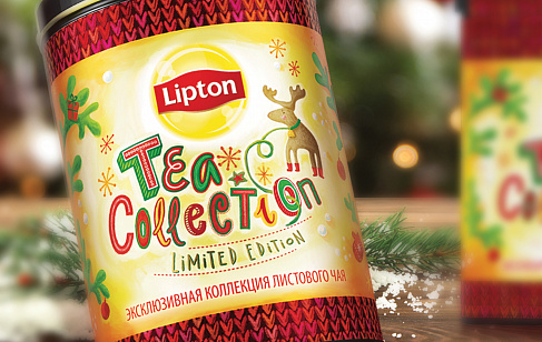 Lipton Tea Collection