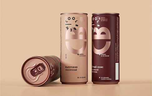 Label and packaging graphic design
