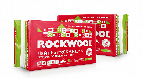 Rockwool Scandic
