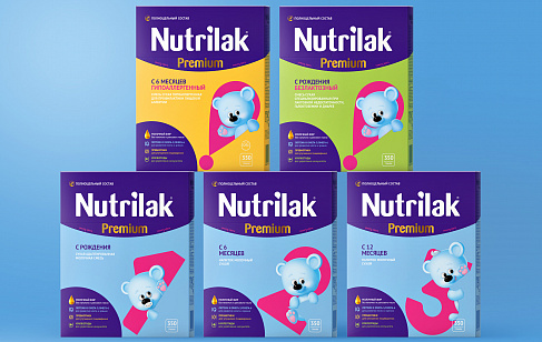 Nutrilak New Design